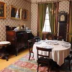 The dining room at Mackenzie House