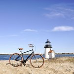 Complimentary Bicycles at The Cottages at Nantucket Boat Basin