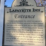 Photo de Lafayette Inn & Restaurant