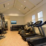 Fitness Room at White Elephant Village