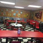 Kitchen remodeled! New chairs! Looking good