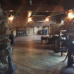 Patio and function room