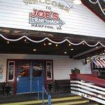 Welcome to Joe's.....