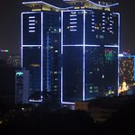 Night view of Saigon