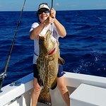 30+ lb Black Grouper