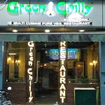 Green Chilly  Entrance view.