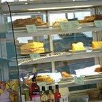 Cake Cabinet, Driftwood Cafe