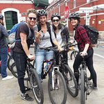 Photo de Bogota Bike Tours