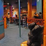 Welcome to Bear's Den Pub at the Inns of Banff