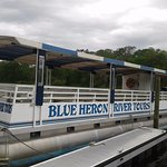 Photo de Blue Heron River Tours