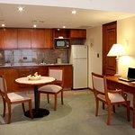 Habitación Suite Ejecutiva
