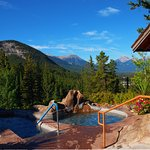 Hot Pools in the Summer