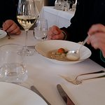 потрясающий суп и тартар из говядины