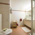 Badezimmer am Zittrauerhof