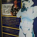 Foto de Exhibición de la película Yoda Guy