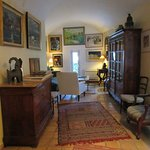 L'Eveche, sitting room