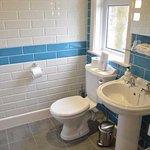 Room 3 - double en-suite room with walk-in shower
