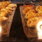 Empanadillas criolla y arabe