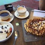 Foto de La Terraza Coffee Shop & Kitchen