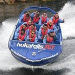 Hukafalls Jet Foto