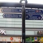 ArghyaKolkata Market Street, Manchester-4
