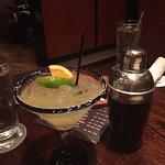 Double Pour House Margarita