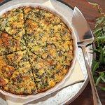 Breakfast- Spinach Egg Florentine