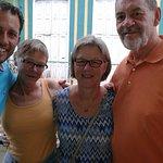 Con bellas personas de Dinamarka!!!