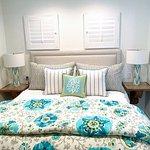 Villa Lanai Bedroom w/kingsize bed