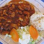Octopus Restaurant Paraiso Escondido isla Ixtapa