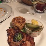 Traditional Hungarian restaurant. Very friendly staff explained anything we needed to know. Our