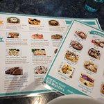 Sooooo many waffles to choose from