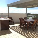 BBQ / Outdoor Dining Area