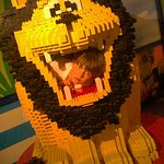 Leo made from Lego