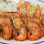 Shrimp Enchilpayados !!!
