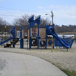 The playground at Oakland Beach.