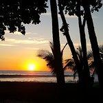 Sunset at Surf Inn Hermosa