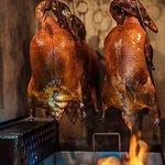 Jiang-Nan Chun Signature Peking Duck in Mesquite wood oven