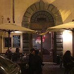 We came across this lovely little gem our last night in Rome. Good drinks, good appertivo and li