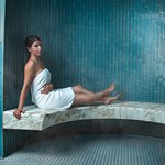 Eucalyptus Steam Room at The Spa