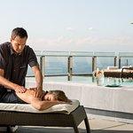 Spa Massage Poolside