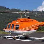 Meghalaya Helicopter Ride