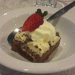 This dessert is really wonderful !