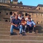 ahilyabai holkar fort maheshwar