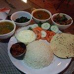 Its my Nepali Dhal Bhat Set