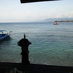 Lombok to the North