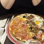 Pizzas precio medio 8€