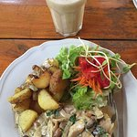 Photo of Om Garden Cafe