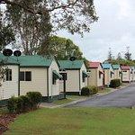 Plenty of cabins