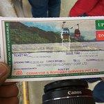 Darjeeling Rangit Valley Ropeway ticket